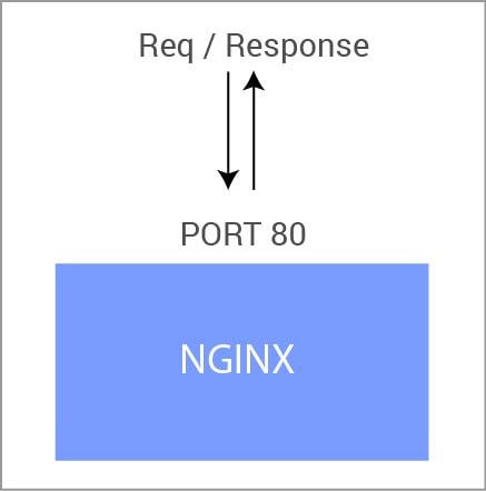 nginx only